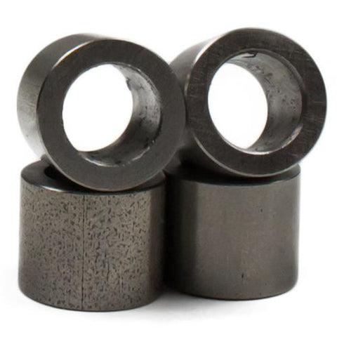 Buzzed Precision Bearing Spacers: Assaps 8mm  4pk Bearing Spacers- Edge Boardshop
