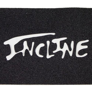 Incline Grip Tape: Course Die Cut Blood Logo Sheet Grip Tape- Edge Boardshop