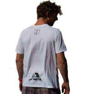 Greener Pastures T Shirt: GP Offshore Cream T Shirts- Edge Boardshop