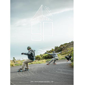 Greener Pastures Poster: Offshore Poster Posters- Edge Boardshop