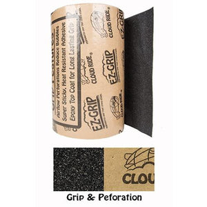 "Cloud Ride Grip Tape: EZ-Grip 44"" Sheet Fine Grip Tape- Edge Boardshop"