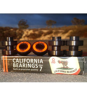 Holesom Bearings: California Abec 7 Bearings- Edge Boardshop