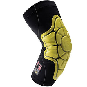G-Form Protective Gear: Pro-X Elbow Pads Iconic Yellow Shin Pads- Edge Boardshop