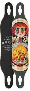 Arbor Longboard Deck: 2016 Axis GT 40 Boards- Edge Boardshop