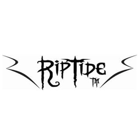 Riptide Sticker: Riptide Logo Sticker Stickers- Edge Boardshop