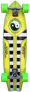 Gravity Longboard Deck: Bertlemann Circa 33 Boards- Edge Boardshop