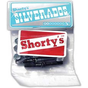 Shorty's Skateboard Hardware: Phillips Silverados 7/8""