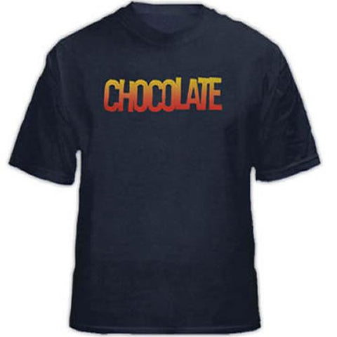Chocolate Skateboards T Shirt: Cutout Navy SALE T Shirts- Edge Boardshop