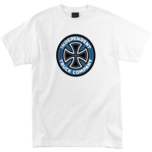 Independent Trucks T Shirt: Colored White T Shirts- Edge Boardshop