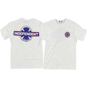 Independent Trucks T Shirt: MFG White SALE T Shirts- Edge Boardshop
