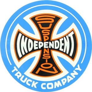 Independent Trucks Sticker: Suspension Sketch 3 inch Stickers- Edge Boardshop