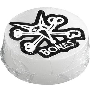 Bones Skateboard Wax: Rat Bones Curb Wax White Curb Wax- Edge Boardshop