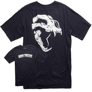 Bear Trucks T Shirt: Big Bear Black T Shirts- Edge Boardshop