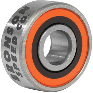 Bronson Bearings: G3 Speed Bearings Bearings- Edge Boardshop
