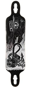 Omen Longboards Deck: 2016 Mastadon 40 Boards- Edge Boardshop