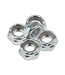 EDGE Hardware: Super A King Pin Lock Nuts 2 pack King Pins- Edge Boardshop