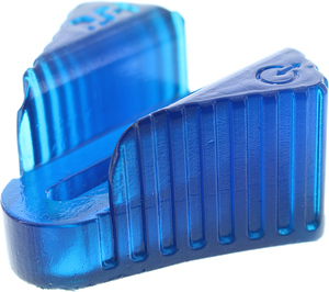 RIPTIDE IN-OUT MINI FOOT STOP 65d BLUE