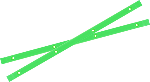 YOCAHER BOARD RAILS NEON GREEN