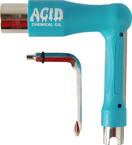 ACID SPACE SKATE TOOL BLUE