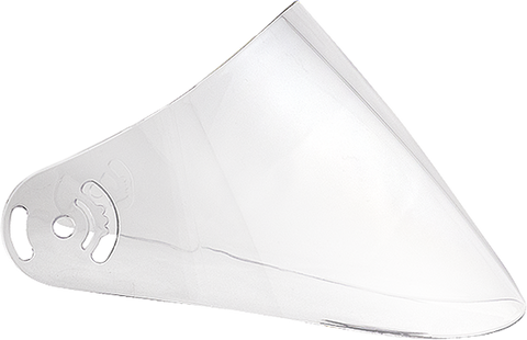 PREDATOR DH6 REPLACEMENT VISOR CLEAR