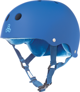 TRIPLE 8 HELMET ROYAL RUBBER L