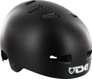 TSG EVOLUTION HELMET S/M-FLAT BLACK
