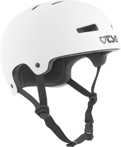 TSG EVOLUTION HELMET S/M-SATIN WHITE