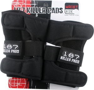 187 Killer Pads WRIST GUARD JR-BLACK