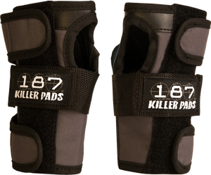 187 Killer Pads WRIST GUARD XS-DARK GREY