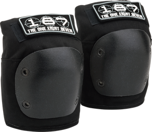 187 FLY KNEE PADS S-BLACK