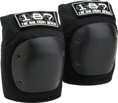 187 FLY KNEE PADS L-BLACK