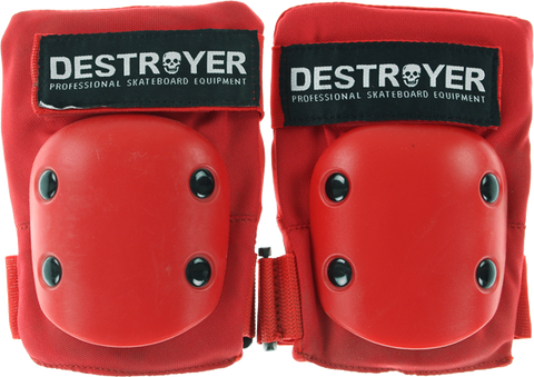 DESTROYER RECREATION ELBOW L-RED