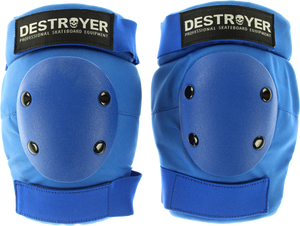 DESTROYER AMATEUR ELBOW XS-BLUE
