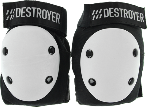 DESTROYER AMATEUR ELBOW M-BLACK/WHITE