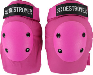 DESTROYER PRO ELBOW XS-PINK