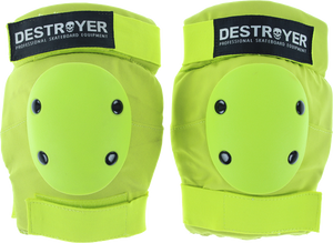 DESTROYER PRO ELBOW XL-LIME
