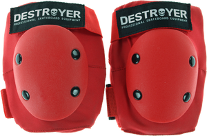 DESTROYER PRO ELBOW XL-RED