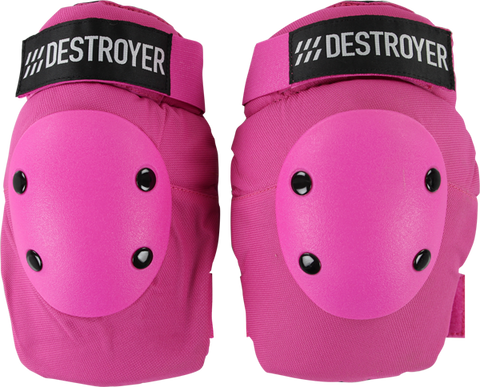 DESTROYER PRO ELBOW XL-PINK