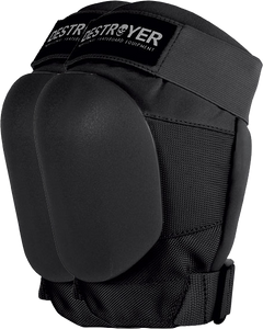 DESTROYER AMATEUR KNEE XS-BLACK/BLACK