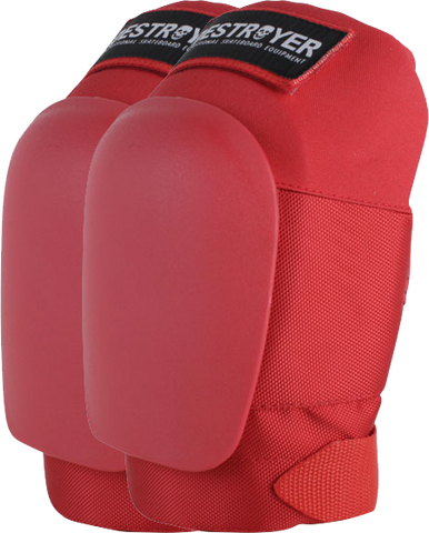 DESTROYER PRO KNEE XS-RED