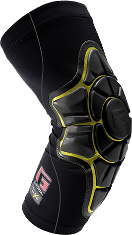 G-FORM ELBOW PAD S-BLK/YEL