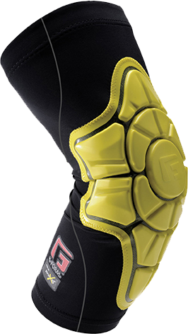 G-FORM ELBOW PAD L-ICONIC YELLOW BLK/YEL
