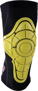 G-FORM KNEE PAD S-ICONIC YELLOW BLK/YEL