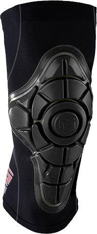 G-FORM KNEE PAD S-BLK/CHARCOAL