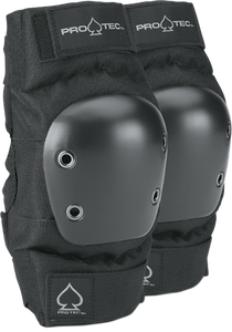 PROTEC STREET ELBOW L-BLACK