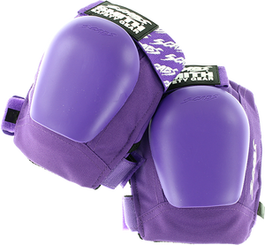 SMITH SAFETY GEAR SCABS-JR KNEE PADS L/XL-PURPLE