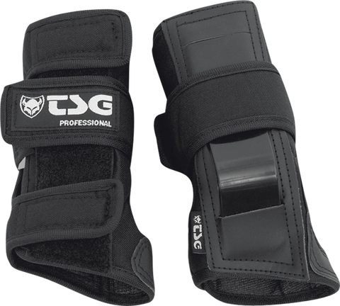 TSG WRISTGUARDS PROFESSIONAL S-BLACK