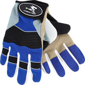 TIMESHIP FREERIDE SLIDE GLOVES S-BLUE