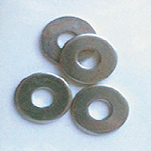 "Khiro Hardware: Flat Washer 1"" 4pack Bushing Washers- Edge Boardshop"
