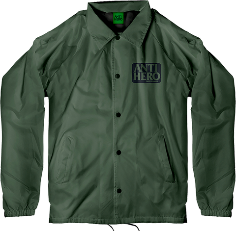 ANTI HERO RESERVE WINDBREAKER L-MILITARY GREEN